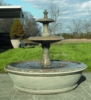 Anderson Fountain with Tiers