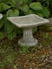 Small Oriental Bird Bath