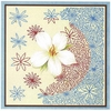 Floral 8355 Tapestry Cushion Cover