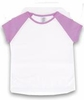 Raglan Sleeve Cheerleader Top