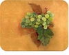 Grapes Cluster Kitchen Board