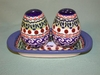 Salt & Pepper Shakers - Pattern 02