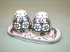 Salt & Pepper Shakers - Pattern 26