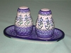 Salt & Pepper Shakers - Pattern A19