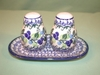 Salt & Pepper Shakers - Pattern A62