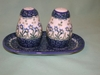 Salt & Pepper Shakers - Pattern A15