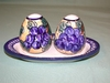 Salt & Pepper Shakers - Pattern 03
