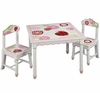 Sweetie Pie Table & Chairs