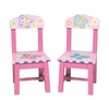 Girl's Butterfly Extra Chairs