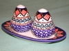 Salt & Pepper Shakers - Pattern 07