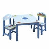 Transportation Table & 2 Chair Set