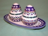 Polish Salt and Pepper Shakers - Patten 05