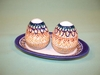 Salt & Pepper Shakers - Pattern 10