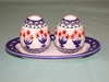 Salt & Pepper Shakers - Pattern 15