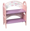 Girl's Tea Party Bookcase/Shelf