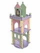 Girl's Revolving Castle Bookcase