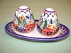 Salt & Pepper Shakers - Pattern 21