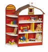 Kid's Barn Bookcase