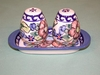 Salt & Pepper Shakers - Pattern 04