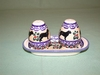 Salt & Pepper Shakers - Pattern 06