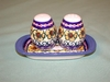 Salt & Pepper Shakers - Pattern 01