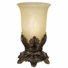 Acanthus Leaf Table Torchiere Lamp