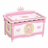 Girl's Swan Lake Toy Box