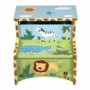 Step Stool W/Storage - Safari