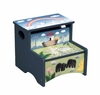 Noah's Ark Storage Step Stool