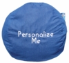 Large Denim Beanbag -  Poly Cotton