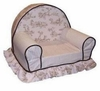 First Chair - Toile/Pink