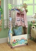 Dinosaur Kingdom Coat Rack with Storage