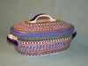 Covered Casserole Dish - Pattern 02