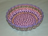 Polish Scalloped Dish - Pattern 02