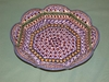 Large Serving/Fruit Bowl - Pattern 02