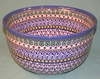 Large Deep Polish Bowl - Pattern 02