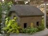 Miniature Irish Garden Cottage