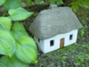 Miniature Scottish Garden Cottage