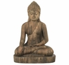 "29 1/2"" High Sitting Buddha Statue"