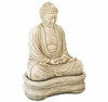 Olivestone Finish Buddha on Base