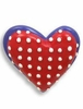 Kids' Funky Heart Drawer Pull