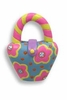 Kids' Flower Purse Drawer Pull
