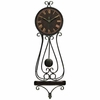 Classic Wrought Iron Pendulum Clock
