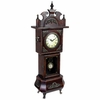 Dark Walnut Pendulum Clock