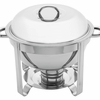 Stainless Steel Chafing Pot