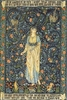 Flora Tapestry  - Gothic Tapestry