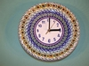 Polish Wall Clock - Unikat Pattern 01
