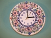 Polish Wall Clock - Unikat Pattern 04