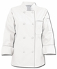 Women's Basic Fit Chef Coat