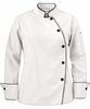 Women's Asymmetrical Chef Coat